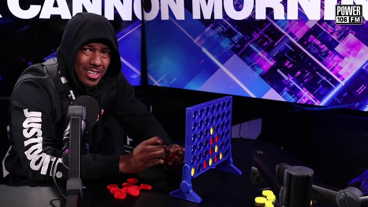 YFN Lucci Hands Over A RACK Of Cash To Nick Cannon After Connect 4 Loss