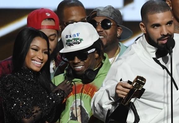 Drake, Lil Wayne & Nicki Minaj All Hold A Simultaneous Record In Music History