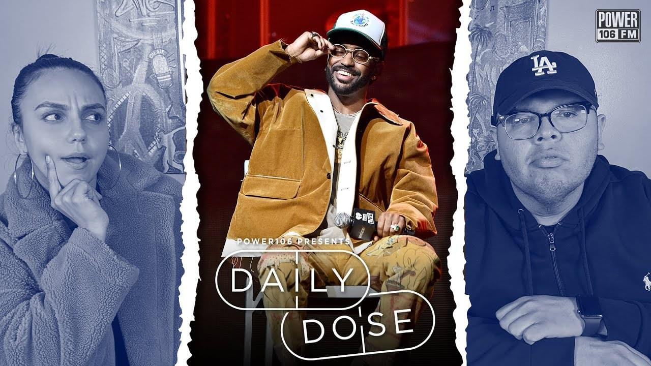 #DailyDose: Big Sean Finally Addresses 2015 Kendrick Lamar Beef Rumors