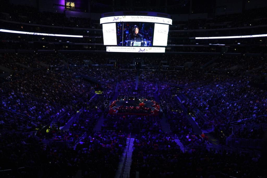 [WATCH]: Entire Recap Of 'A Celebration of Life for Kobe and Gianna Bryant'