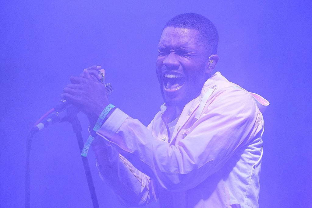 Is Frank Ocean Dropping New Music?!?!