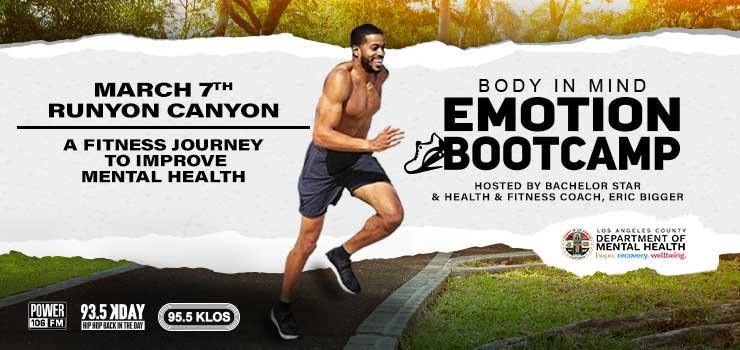 Body In Mind Emotion Bootcamp