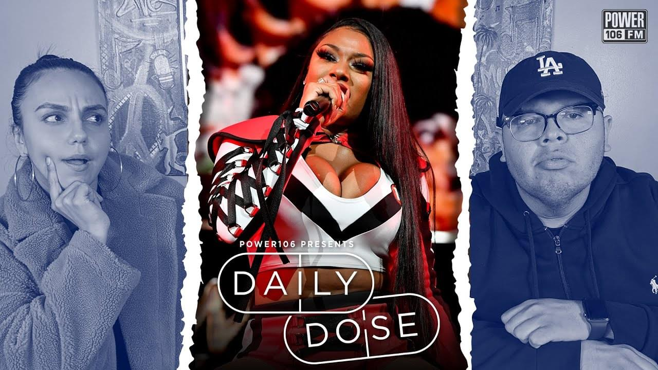 #DailyDose: Megan Thee Stallion Will Reportedly Sue Record Label After Not Fully Understanding Her Contract