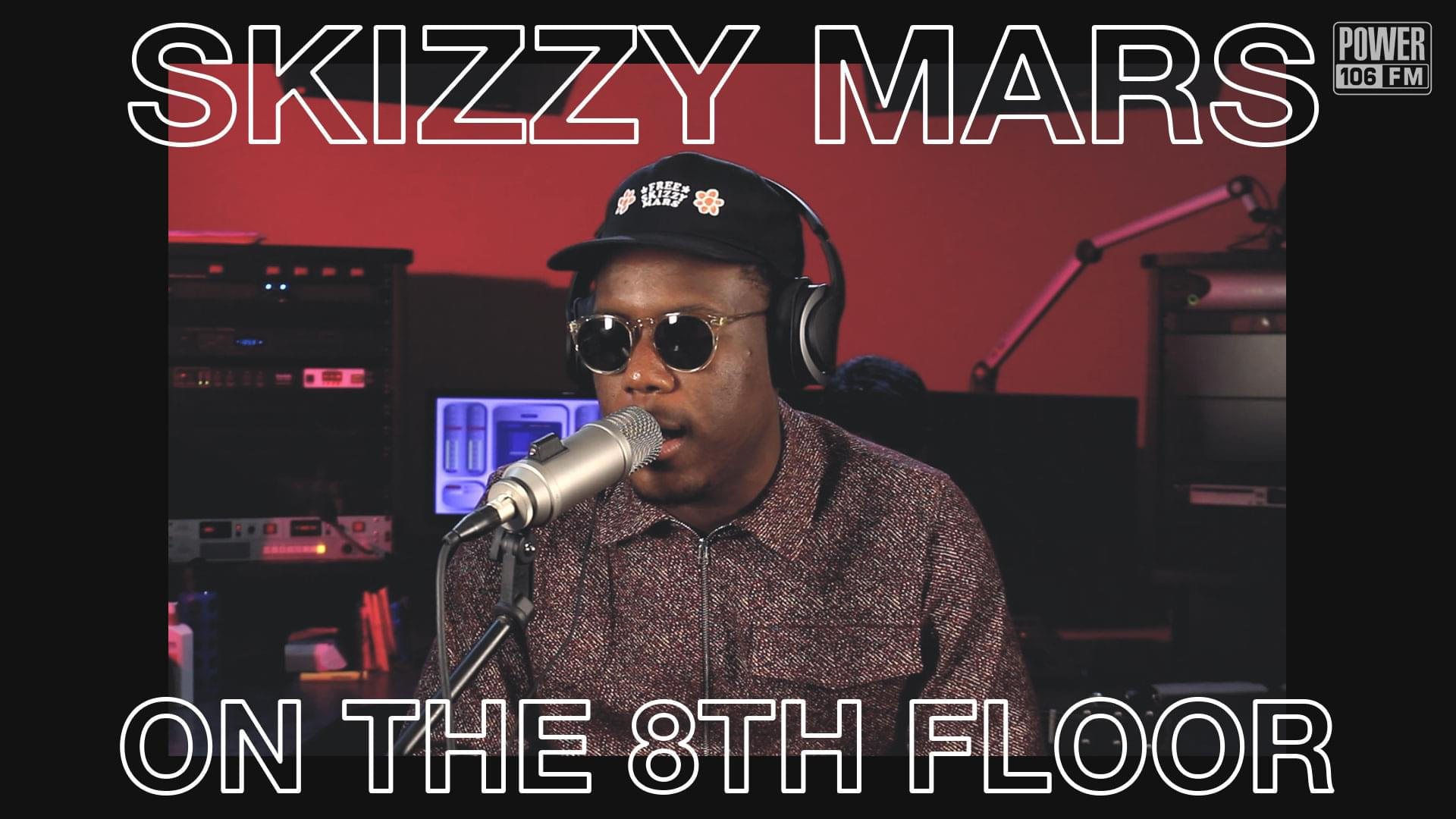 "Skizzy Mars Performs ""Gift and a Curse"" #OnThe8thFloor [WATCH]"
