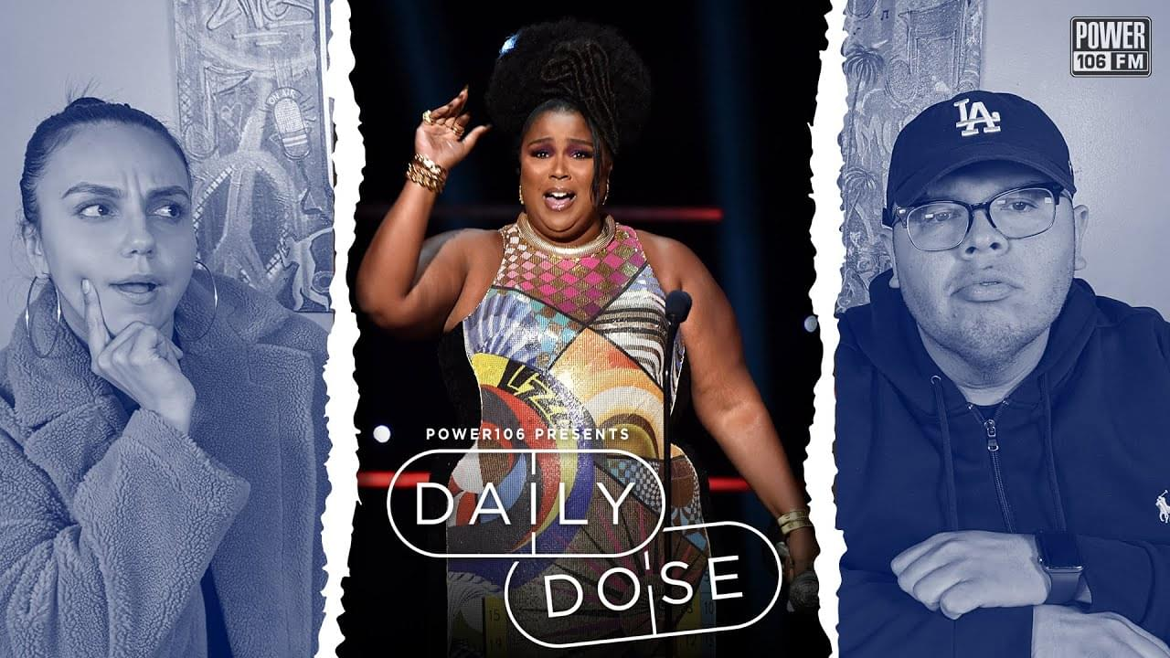 #DailyDose: Lizzo Claims Tik Tok Singles Her Out By Taking Down Her Bathing Suit Videos