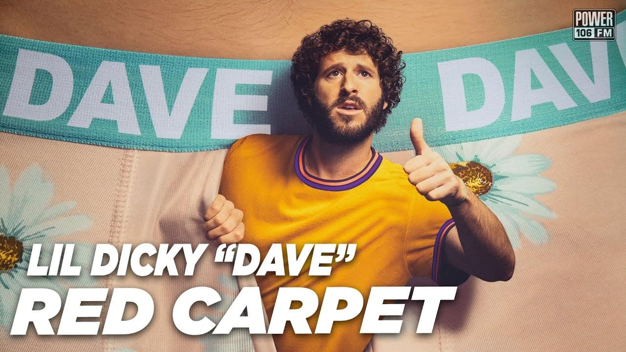 """""""Dave"""" Red Carpet Premiere Takeover With Lil Dicky's DJ Gata, Odd Future's Taco + More"""