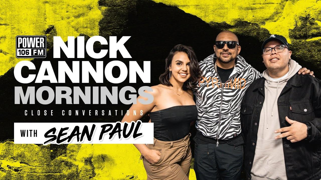 Sean Paul Thinks Rihanna Is The Only Artist Who Gives The Most Respect To Dancehall Music