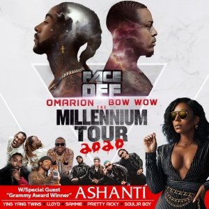 Win Tickets To The Millennium Tour