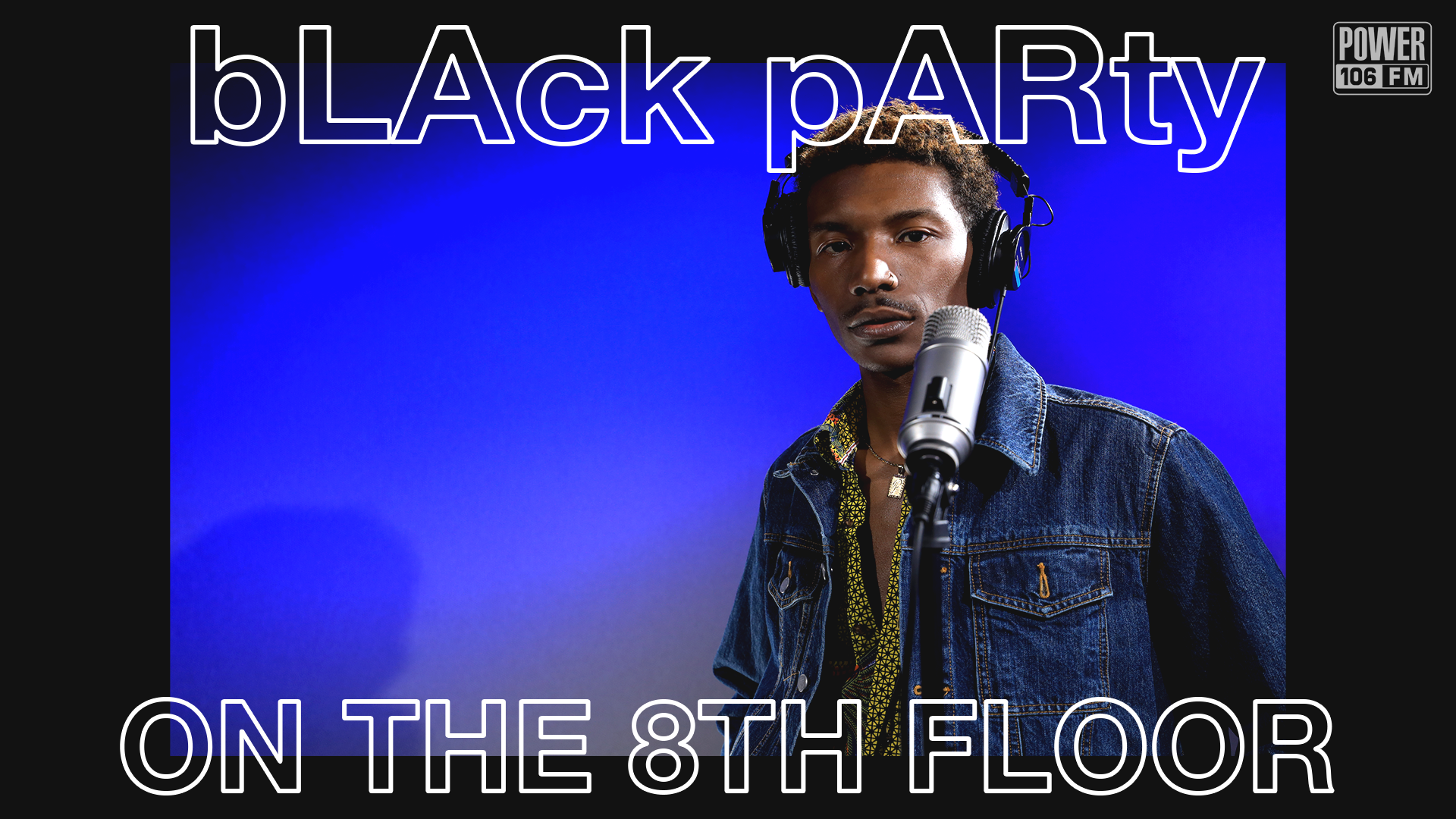 "bLAck pARty Performs ""Dancing"" LIVE #OnThe8thFloor [WATCH]"