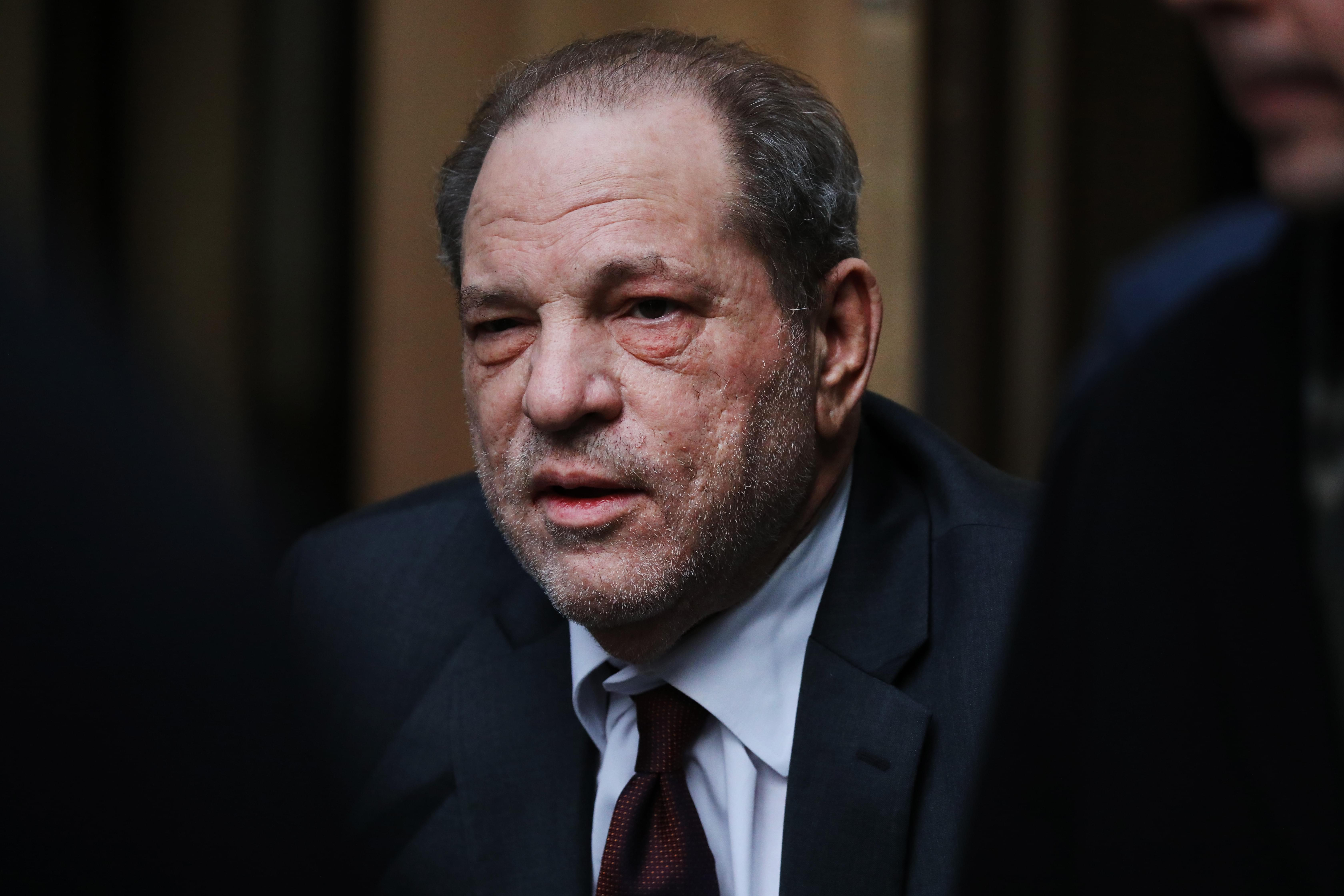 Harvey Weinstein Sentenced To 23 Years In Prison For Sexual Convictions