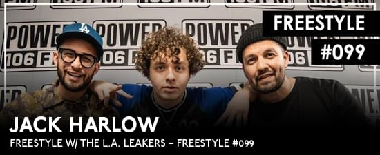 Jack Harlow Freestyle W/ The L.A. Leakers – Freestyle #099