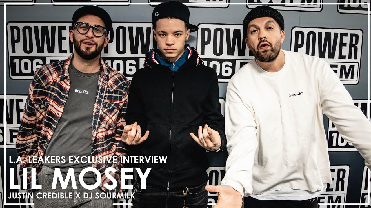 Lil Mosey Admits He Didn't Know Who Megan Thee Stallion Was Until After Covering XXL Magazine Together