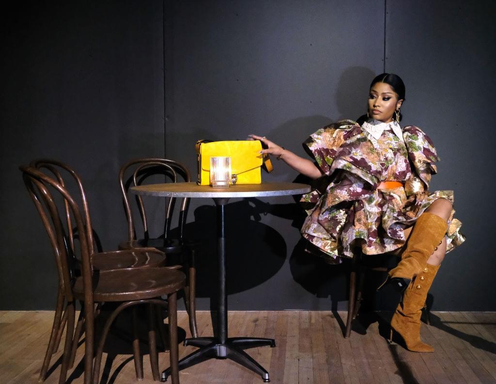 Nicki Minaj Turned Down Record Label After Label Wanted Ghostwriter
