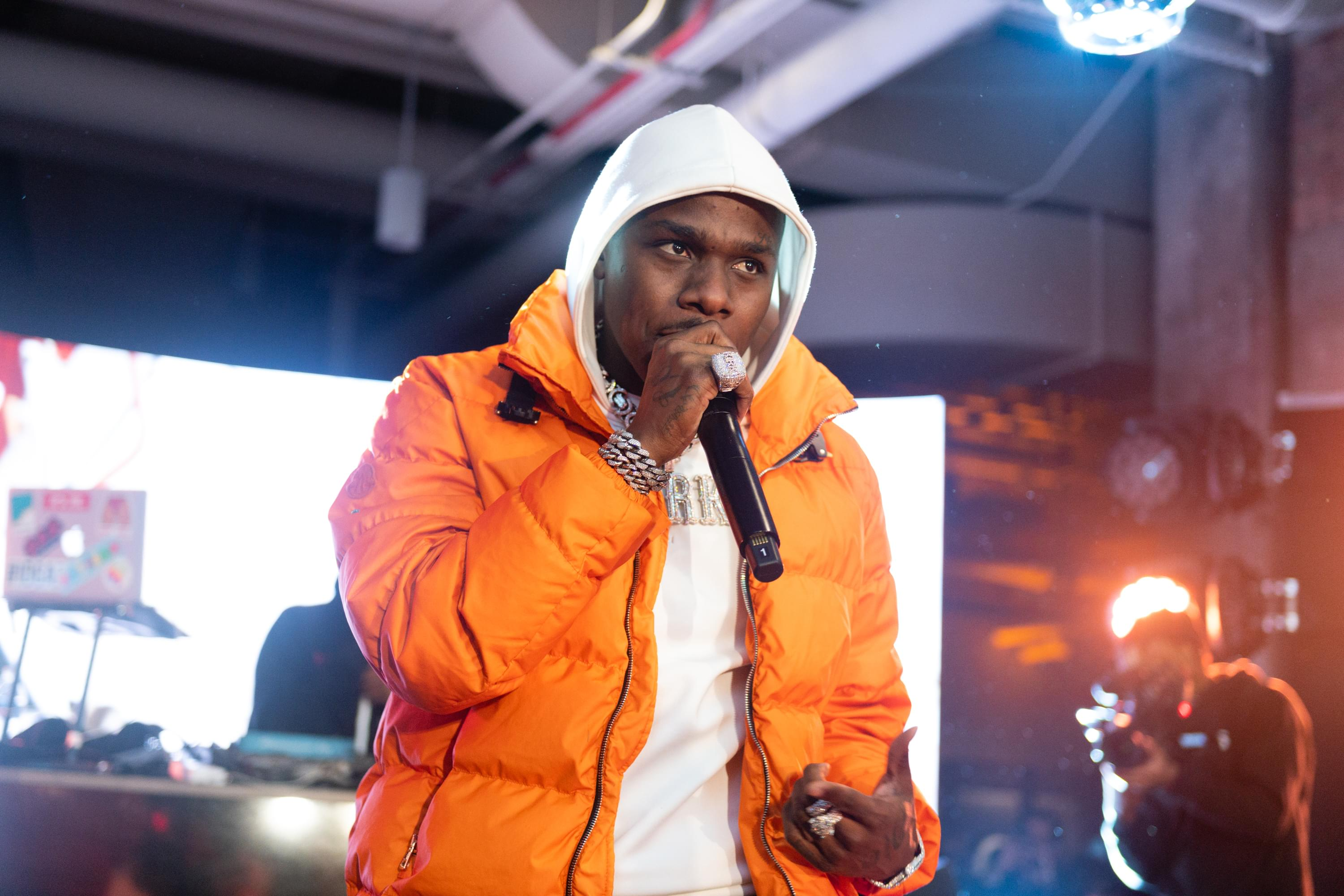 DaBaby Is Being Sued By Female Who He Slapped At Tampa Nightclub [READ]