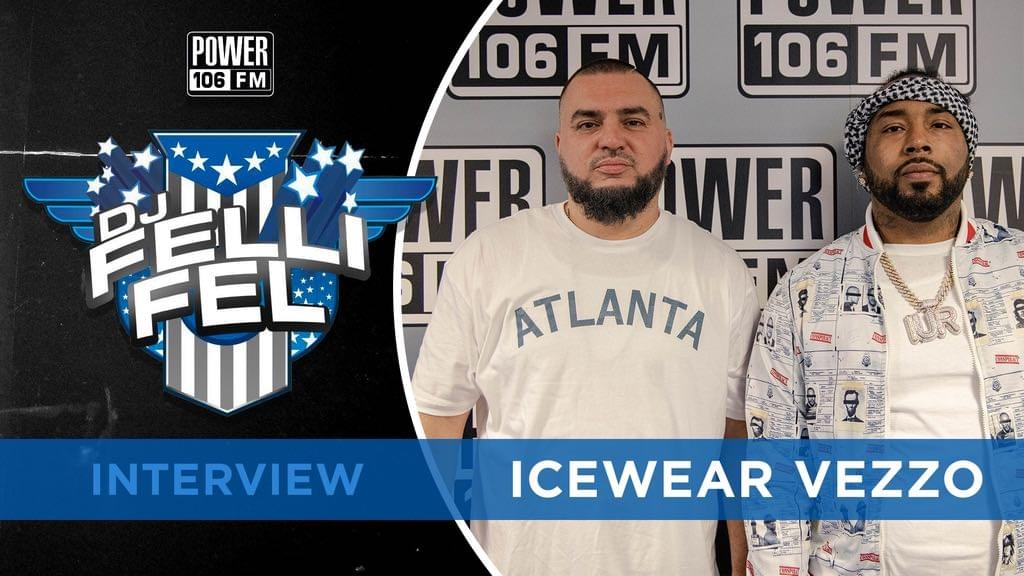 Icewear Vezzo On Leading The Detroit Rap Scene & Getting A Free Verse From G Herbo [WATCH]
