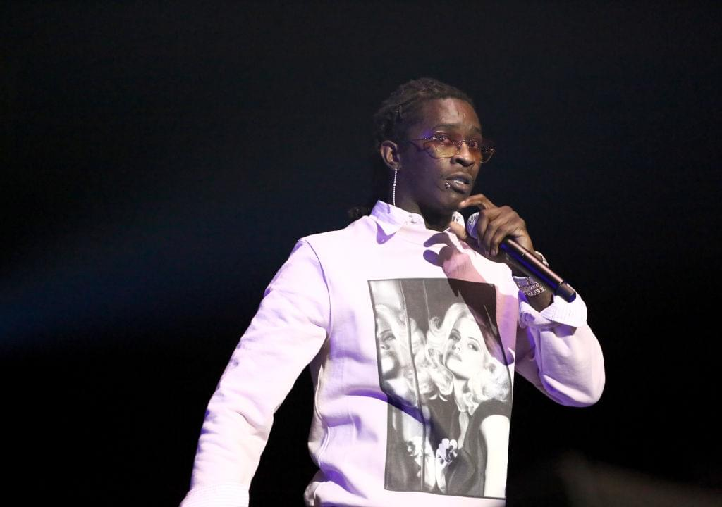 Young Thug Sites Biblical Theory As Explanation For Coronavirus Pandemic