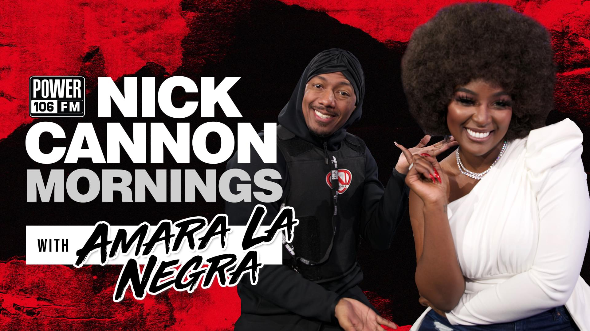 Amara La Negra Calls Out Nick Cannon For Missing His Chance To Shoot His Shot