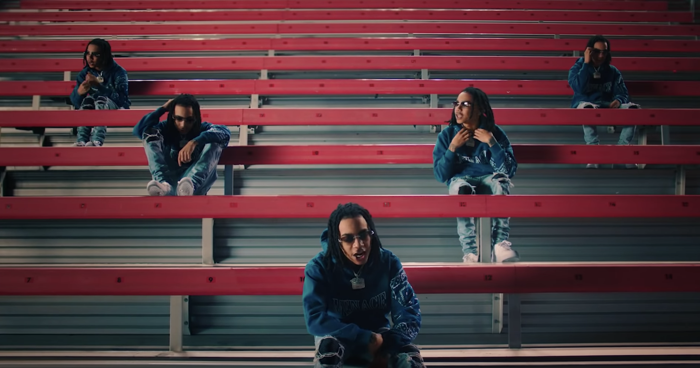 "YBN Nahmir Drops ""2 Seater"" Video f/ Offset and G-Eazy"
