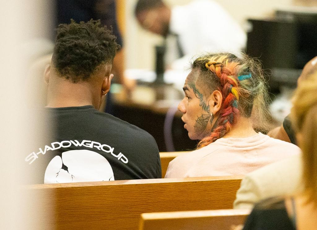 Judge Rejects Tekashi69 Plea For Early Release Due Avoid COVID-19