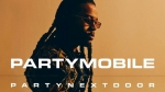 """PartyNextDoor Releases """"PARTYMOBILE"""" featuring tracks from Drake, Rihanna, & Bad Bunny!"""