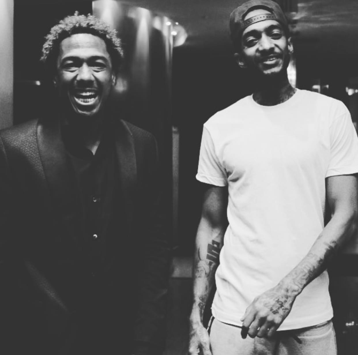 Nick Cannon Promises To Carry On Nipsey Hussle's Legacy