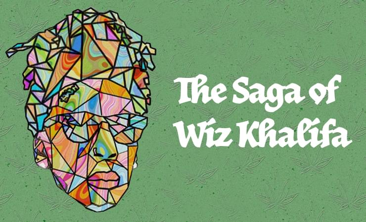 Wiz Khalifa Releases 'The Saga of Wiz Khalifa' EP For 4/20