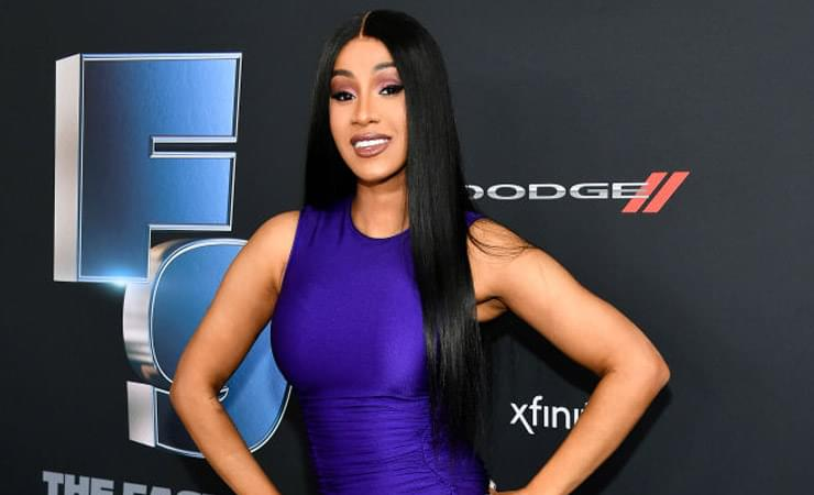 Cardi B Previews Unreleased Song Dedicated To Her Daughter