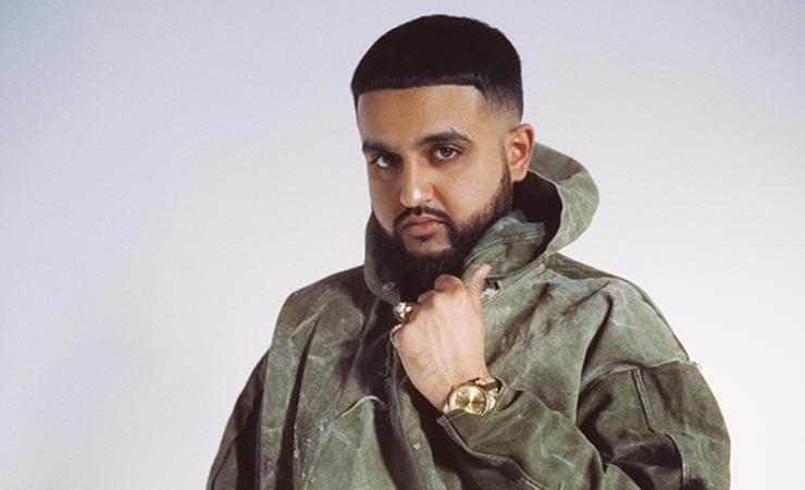 NAV on 'Good Intentions' Debuting #1, Features, Quarantine Life + Tiger King's Carole Basin + More