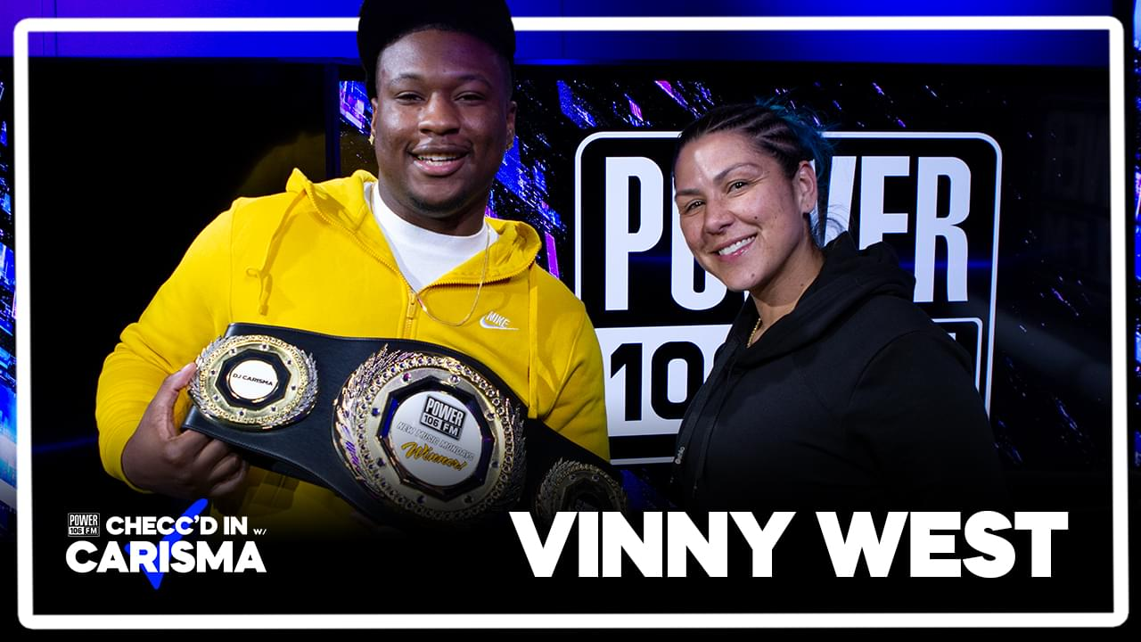 Vinny West Talks New Single 'No Face, No Case', Winning The New Music Battle + New Album Coming Soon