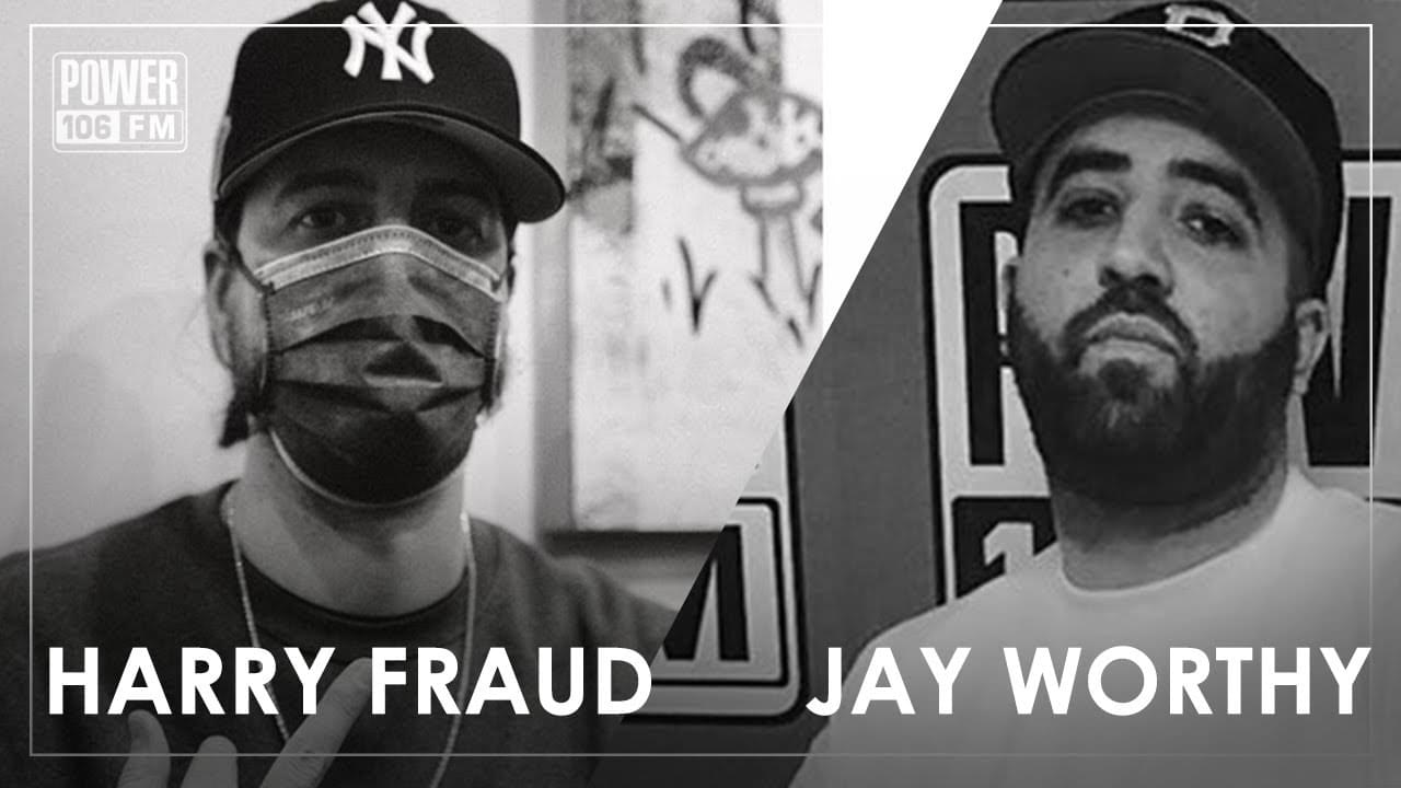 Harry Fraud + Jay Worthy on Quarantine Life, New EP, Fueling Creativity + More