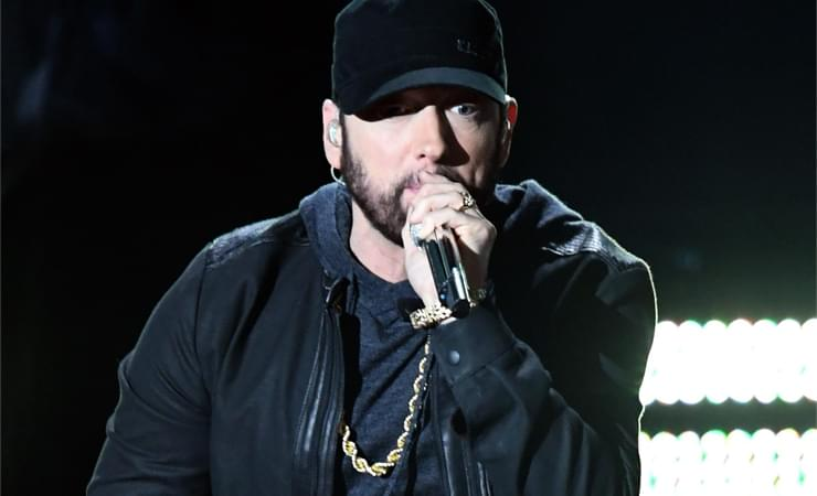 Eminem Reveals His Picks For Greatest Rapper Of All Time