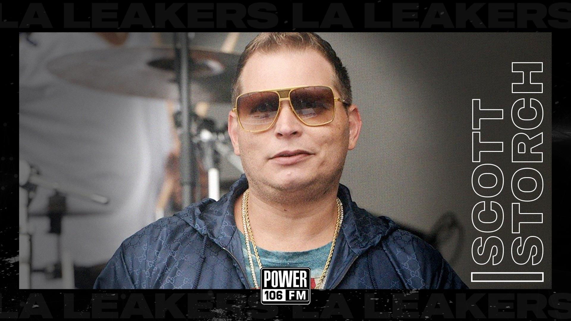 Scott Storch On Working With Dr. Dre, His Favorite Beat, Verzuz Battle + New Music