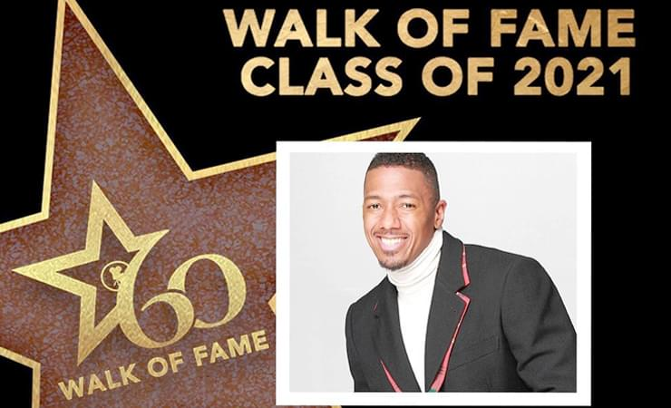 Nick Cannon To Get Walk of Fame Star in 2021