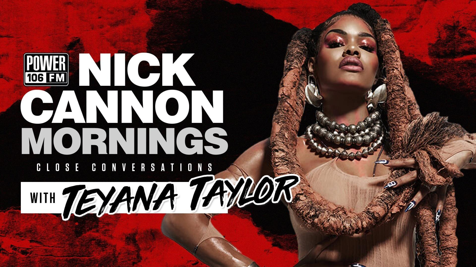 Teyana Taylor Talks New Album, Working With Lauryn Hill and Erykah Badu, Being an Activist & More