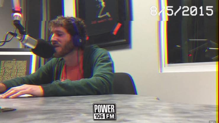 The Lost Freestyle of Lil Dicky W/ The L.A. Leakers