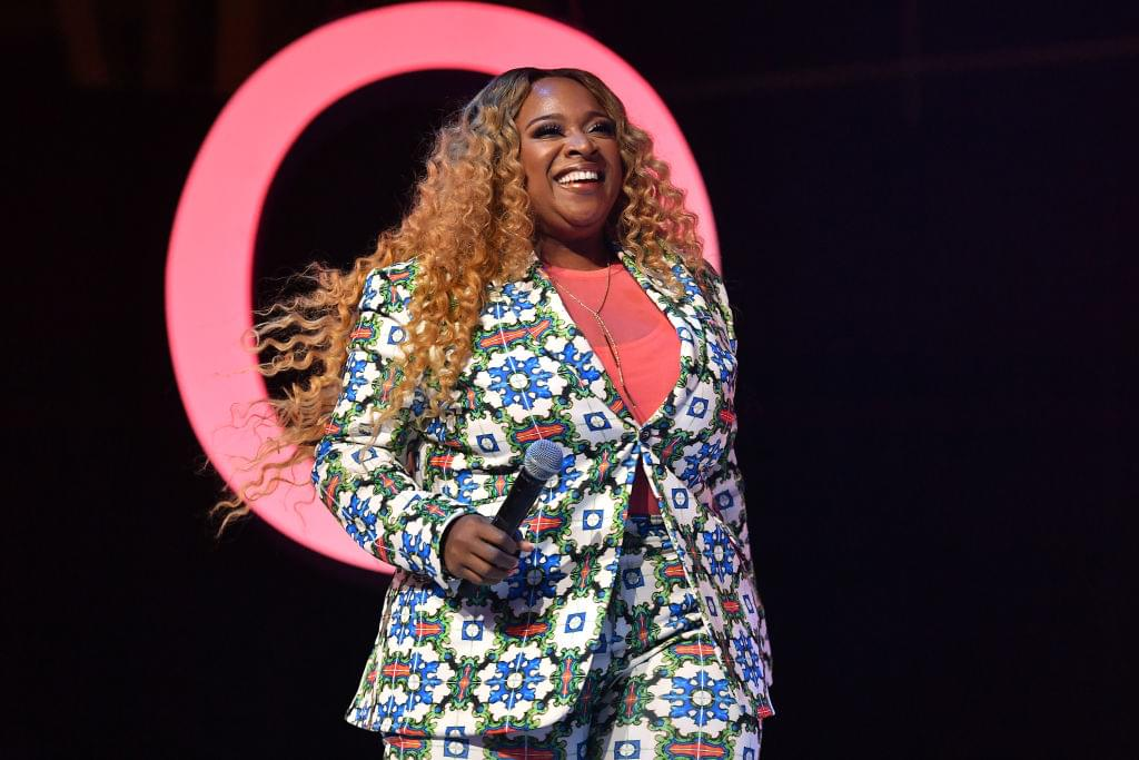 Kierra Sheard Fanned-Out After Meeting Jay-Z + Admits Ice Cube's 'Friday' Is Her Favorite Movie