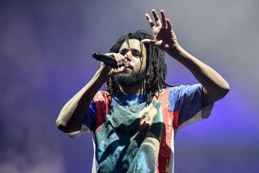 J. Cole's New Album Is On The Way But Apparently It's Being Held By Customs Due To Coronavirus