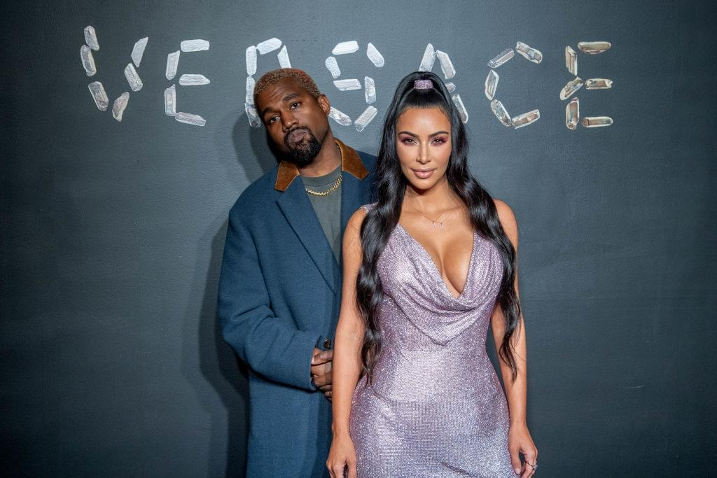 Kim Kardashian Addresses Kanye's Mental Health & Reportedly Meets With Divorce Lawyers After Recent Twitter Rant