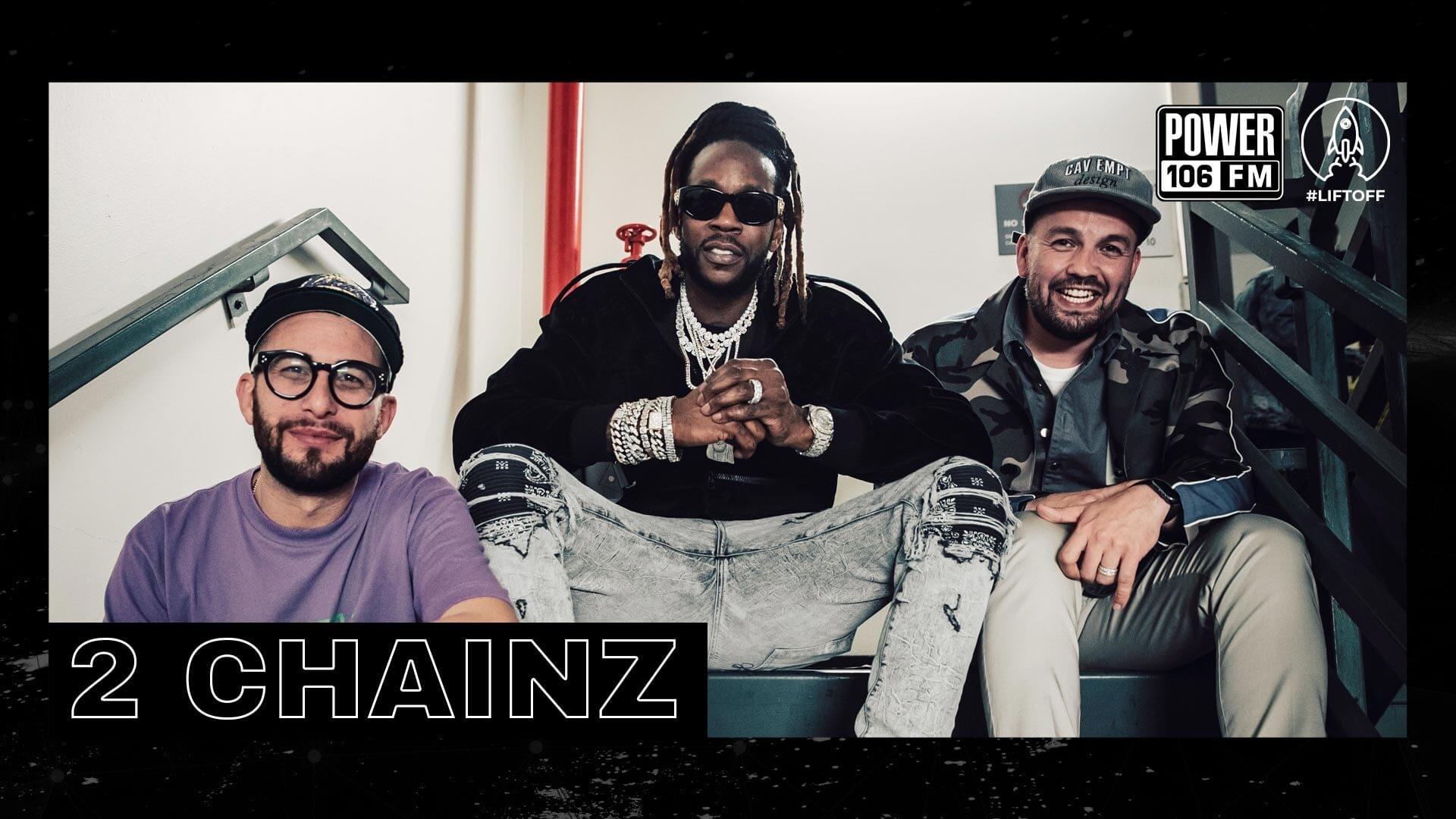 2 Chainz & Lil Wayne Have Been Recording Joint Project Over Past 5 Months Of Coronavirus Pandemic