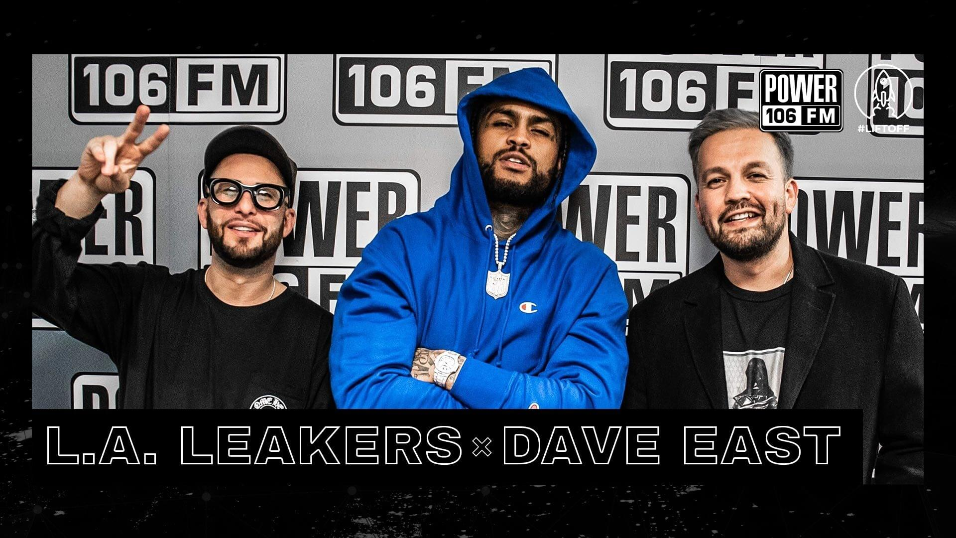 Dave East Compares Nipsey Hussle To 2Pac & Believes Hussle Will Be Studied In Future College Courses