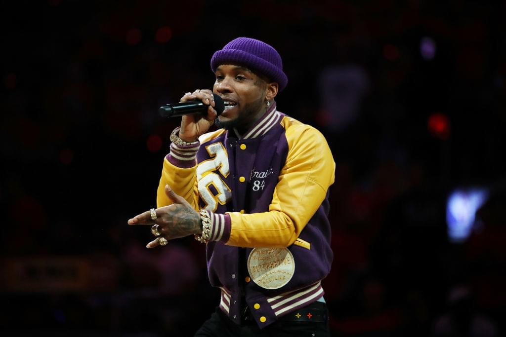 Tory Lanez Reportedly Facing Felony Assault Charge Per L.A. District Attorney + Megan Thee Stallion Reveals Foot Injury Photos