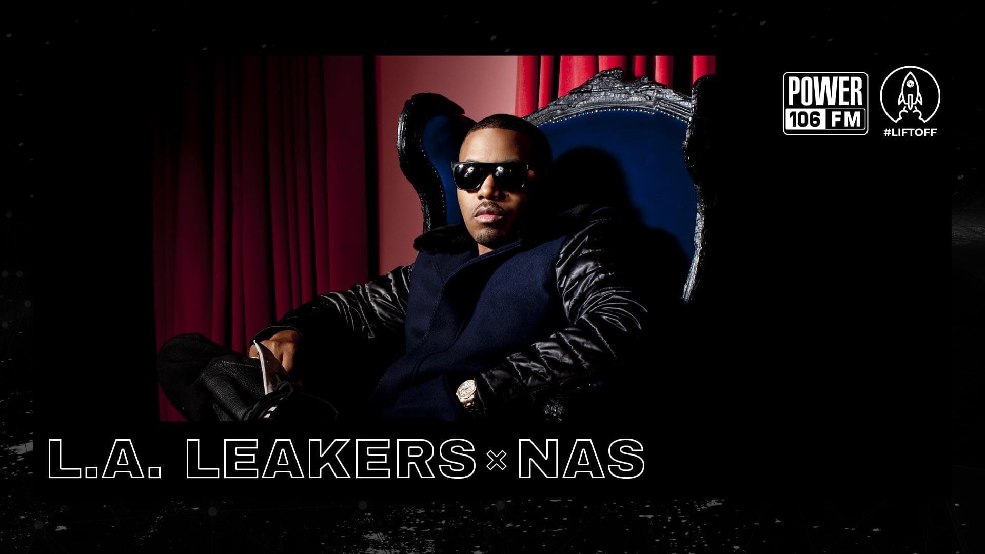 Nas Meant No Disrespect w/Doja Cat Lyric + Hit-Boy Talks Juice WRLD Inspiration On 'King's Disease'