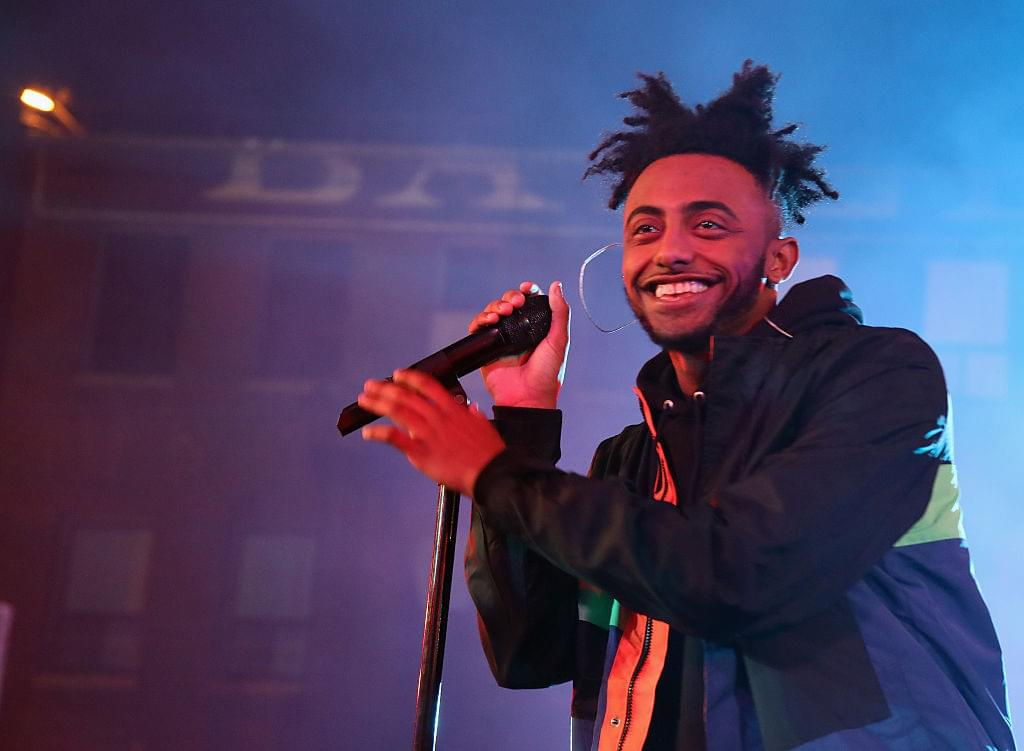Amine's Album 'Limbo' Details Why Kobe Bryant Was His Idol Growing Up As Young Black Kid In Portland