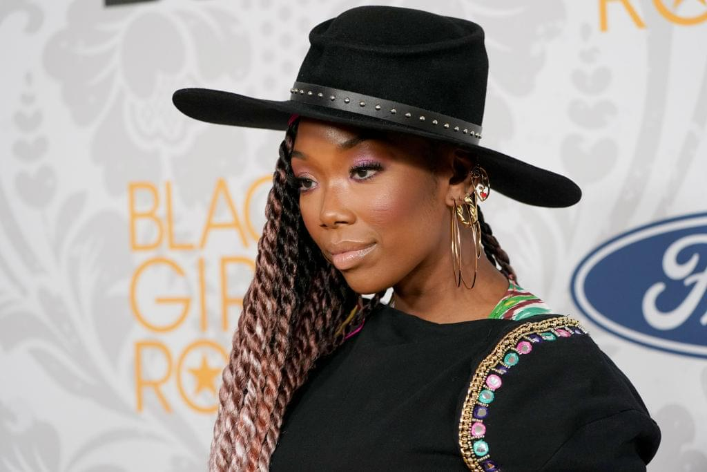 Brandy Says She Wouldn't Date Ray J's Homie Joe Budden + Shares Impact Kobe Bryant Had On Her Life