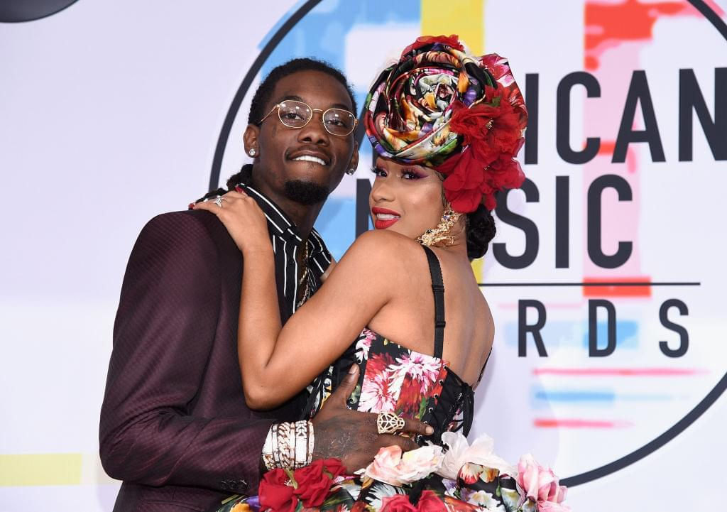 Cardi B Wants Full Custody Of Daughter Kulture In New Offset Divorce Filing