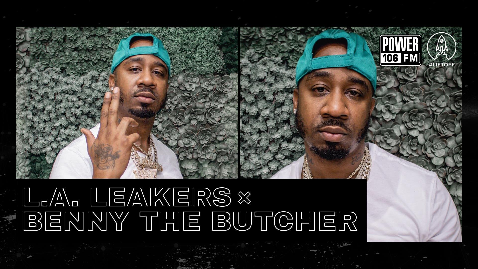 Benny The Butcher Says Celebs Use Breonna Taylor's Name For Clout + Why He Won't Make A BLM Song