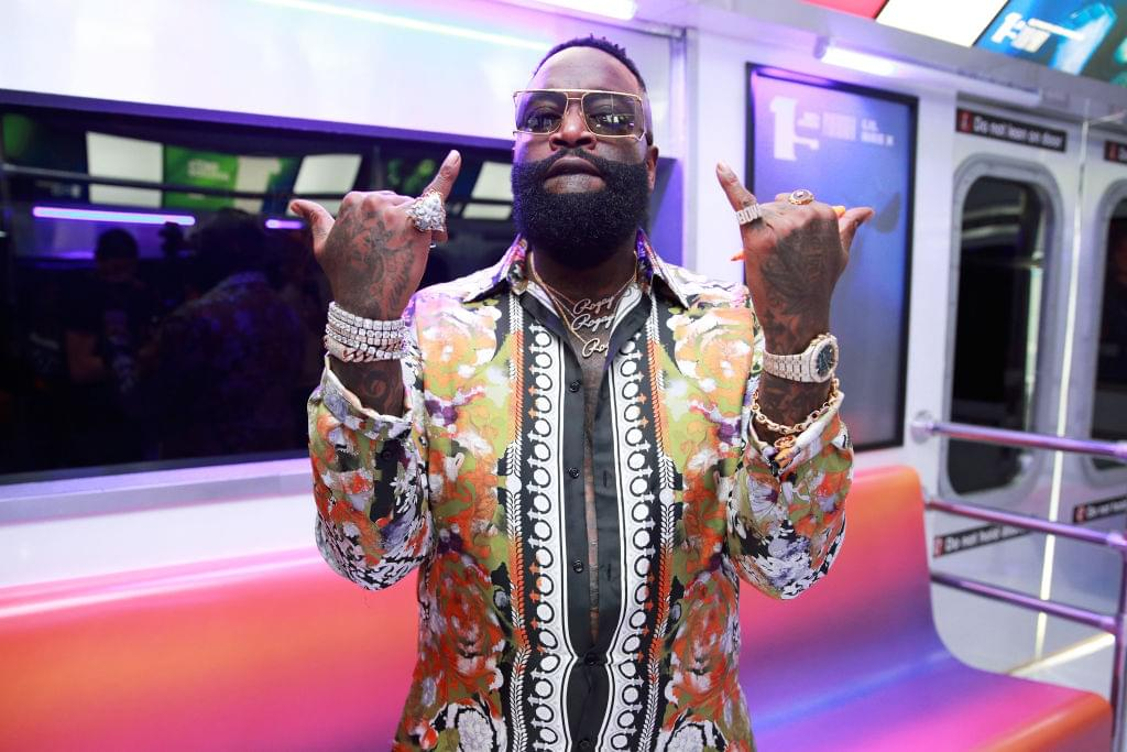 Rick Ross Trolls Tory Lanez With Hairline Jokes + Kendrick Lamar Won't Make 'Good Kid M.A.A.D City 2'