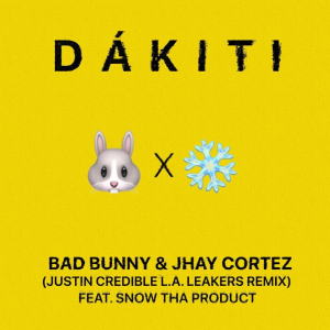 "L.A. Leakers' Justin Credible & Snow Tha Product Link For Bad Bunny ""Dákiti"" Remix"
