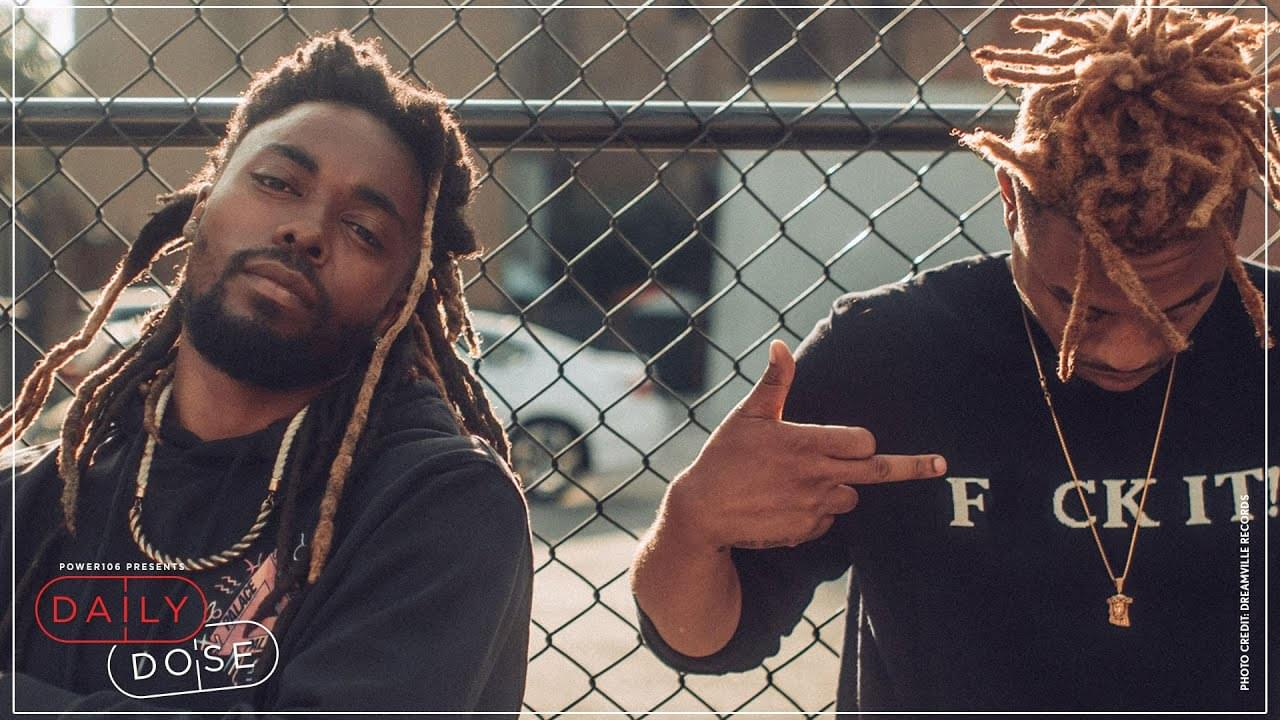 EarthGang Talks New Single & J. Cole's No-Feature Rule + Chris Brown's Massive Clapback At Troll