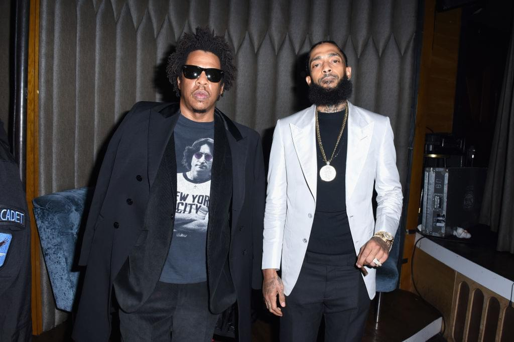 New Nipsey Hussle & Jay-Z Collab Drops This Week + Roddy Ricch Hints At 'Feed Tha Streets 3' Tape